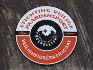 Veiligheidscertificaat PSV Laarwoud